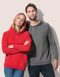 Stedman Unisex Hooded Sweatshirt