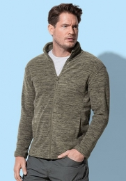 Stedman Active Melange Fleece Jacket